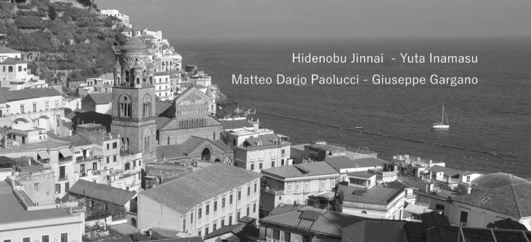 【お知らせ】当研究員による報告書を刊行しました。『アマルフィ海岸のフィールド研究―住居、都市、そしてテリトーリオへ』