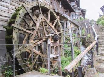 【記事掲載】「水車の時代を想う:一定の強さ持つ重要な動力 流域の産業・文化を形成」